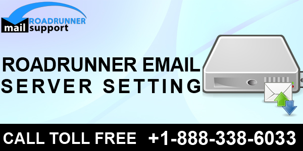 Roadrunner Email Server Setting