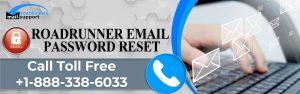 Roadrunner Email Password Reset